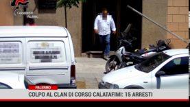 Palermo. colpo al clan mafioso di Corso Calatafimi: 15 arresti