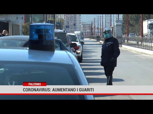 Palermo. Coronavirus: aumentano i guariti