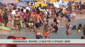 Palermo. Coronavirus: dalla Regione 2 milioni e mezzo per le spiagge libere
