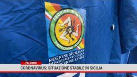 Palermo. Coronavirus: situazione stabile in Sicilia
