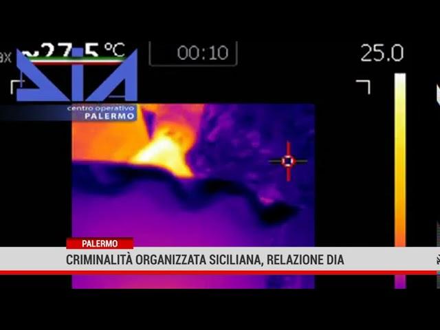 Palermo. Criminalità organizzata siciliana, relazione Dia