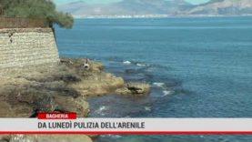 Palermo. Da lunedì pulizia dell'arenile