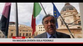 Palermo, dal 3 agosto via Maqueda diventa isola pedonale