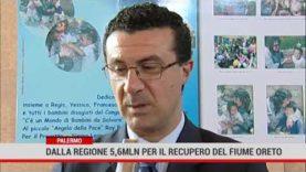 Palermo. Dalla Regione 5,6 milioni per il recupero del fiume Oreto