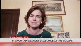 Palermo. Di Marzo lascia la guida delle crocerossine siciliane