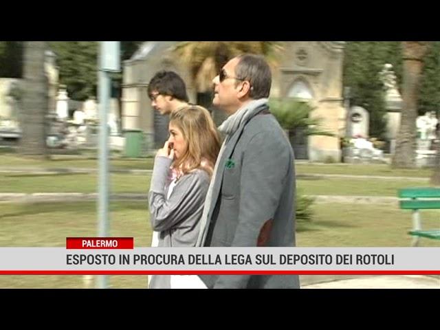 Palermo. Esposto in Procura della Lega sul deposito dei Rotoli