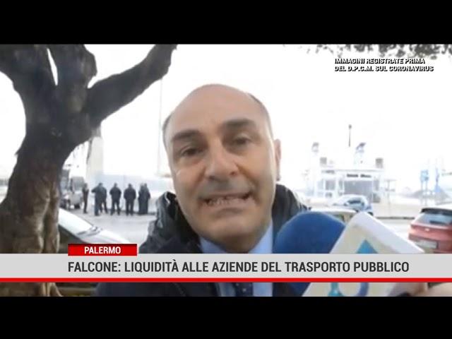 Palermo. Falcone: liquidità alle aziende del trasporto pubblico