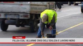 Palermo. Fillea Cgil: crisi dell'edilizia e lavoro nero
