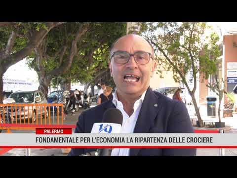 Palermo. Fondamentale per l'economia la ripartenza delle crociere