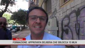 Palermo. Formazione Professionale. Approvata la delibera di giunta che sblocca 15 milioni di euro.