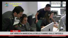 Palermo. Gdf arresta maresciallo delle fiamme gialle infedele