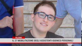 Palermo. il 27 mobilitazione degli assistenti igienico personali