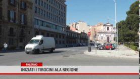 Palermo. Iniziati i tirocini alla Regione.