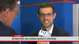Palermo.Interventi nei quartieri Zen, Borgo Nuovo e  Sperone