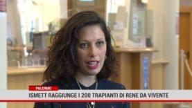 Palermo.  ISMETT raggiunge quota 200 trapianti di rene da vivente