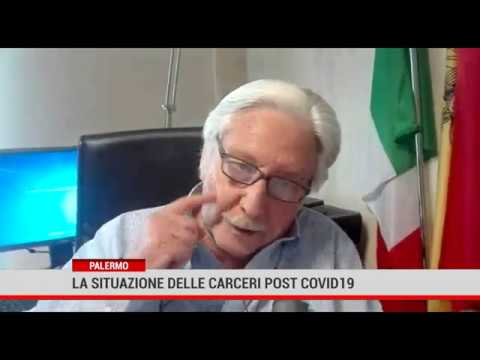 Palermo. La situazione delle carceri post covid 19