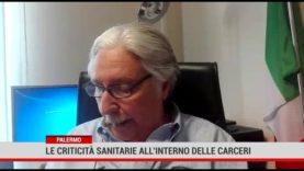 Palermo. La situazione sanitaria nelle carceri siciliane