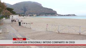 Palermo. Lavoratori stagionali intero comparto in crisi