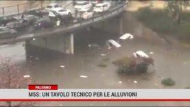 Palermo. M5S: un tavolo tecnico per le alluvioni