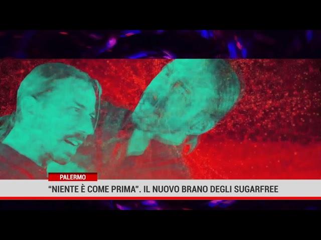 """Palermo."""" Niente è come prima"""" il nuovo brano degli Sugarfree"""