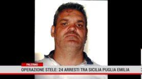 Palermo. Operazione Stele, 24 arresti tra  Sicilia, Puglia ed Emilia.