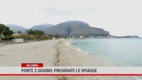Palermo. Ponte del 2 giugno: presidiate le spiagge