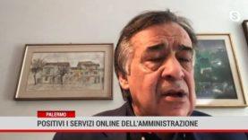 Palermo. Positivi i servizi on line dell'amministrazione
