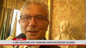 Palermo. Presentato alla stampa il neo assessore alle Culture