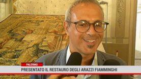 Palermo. Presentato il progetto di restauro degli arazzi fiamminghi di Marsala.