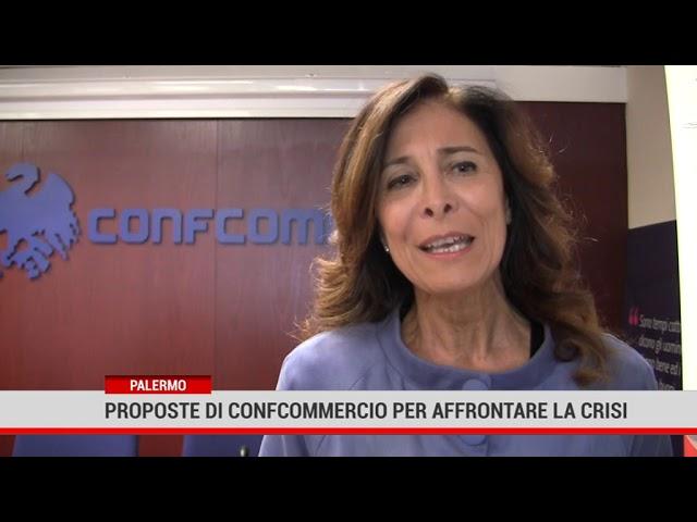 Palermo. Proposte di Confcommercio per affrontare la crisi