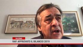 Palermo. RAP. Approvato il bilancio 2019