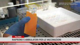 Palermo. Riaprono 5 ambulatori per le vaccinazioni