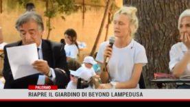 Palermo . Ripartono le attività de Il Giardino di Beyond Lampedusa