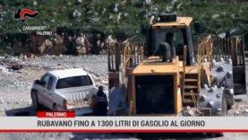 Palermo. Rubavano fino a 1300 litri di gasolio al giorno