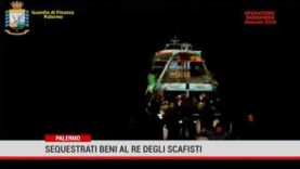 Palermo. Sequestrati beni al re degli scafisti