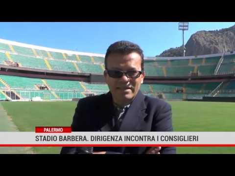 Palermo. Stadio Barbera. Dirigenza incontra i consiglieri