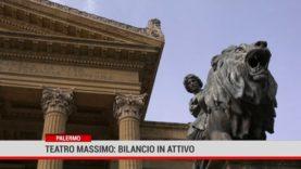Palermo. Teatro Massimo: bilancio in attivo per il settimo anno