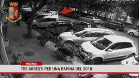Palermo. Tre arresti per una rapina del 2018