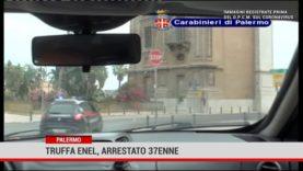Palermo. Truffa Enel, arrestato 37 enne