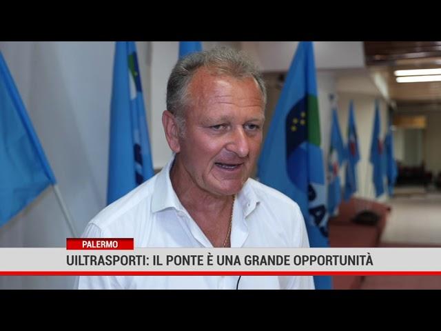 Palermo. Uiltrasporti: il ponte è una grande opportunità
