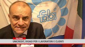 Palermo. Unicredit, disagi per lavoratori e clienti