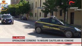 Santa Caterina Villarmosa. Operazione Cerbero: 16 misure cautelari al Comune