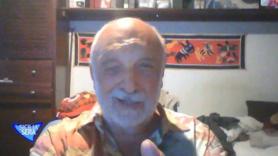 SICILIA SERA – FILIPPO CUCINA INTERVISTA SILVANO RIGGIO GIA' ORDINARIO DI ECOLOGIA UNIPA