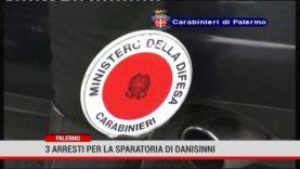 Sparatoria a Danisinni: lite fra due famiglie, 3 gli arrestati