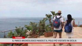 Taormina. Il Parco archeleogico Naxos è il polo più visitato in Sicilia