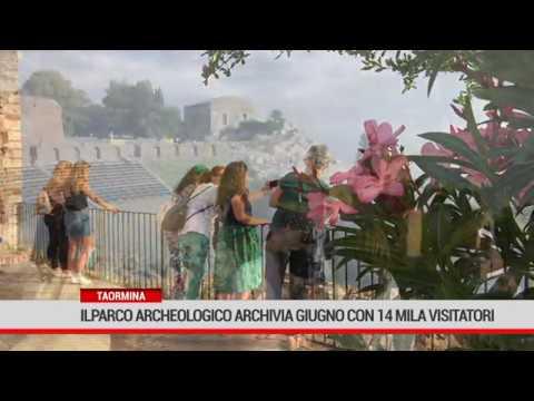 Taormina. Il Parco archeologico archivia Giugno con 14mila visitatori