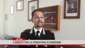 Tre arresti per la sparatoria di Danisinni