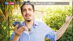 """19LIVE IN TOUR speciale """"NON CE N'E' COMICO"""" con Roberto Lipari, conduce Roberto Marco Oddo."""