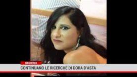 Bagheria. Ancora nessuna notizia di Dora D'Asta