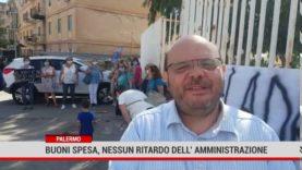 Buoni spesa, nessun ritardo dal Comune di Palermo